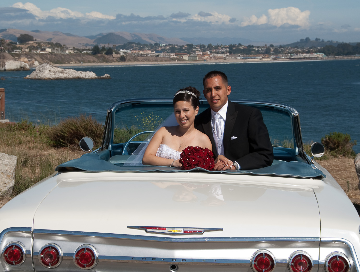Pismo Beach Wedding Photographer