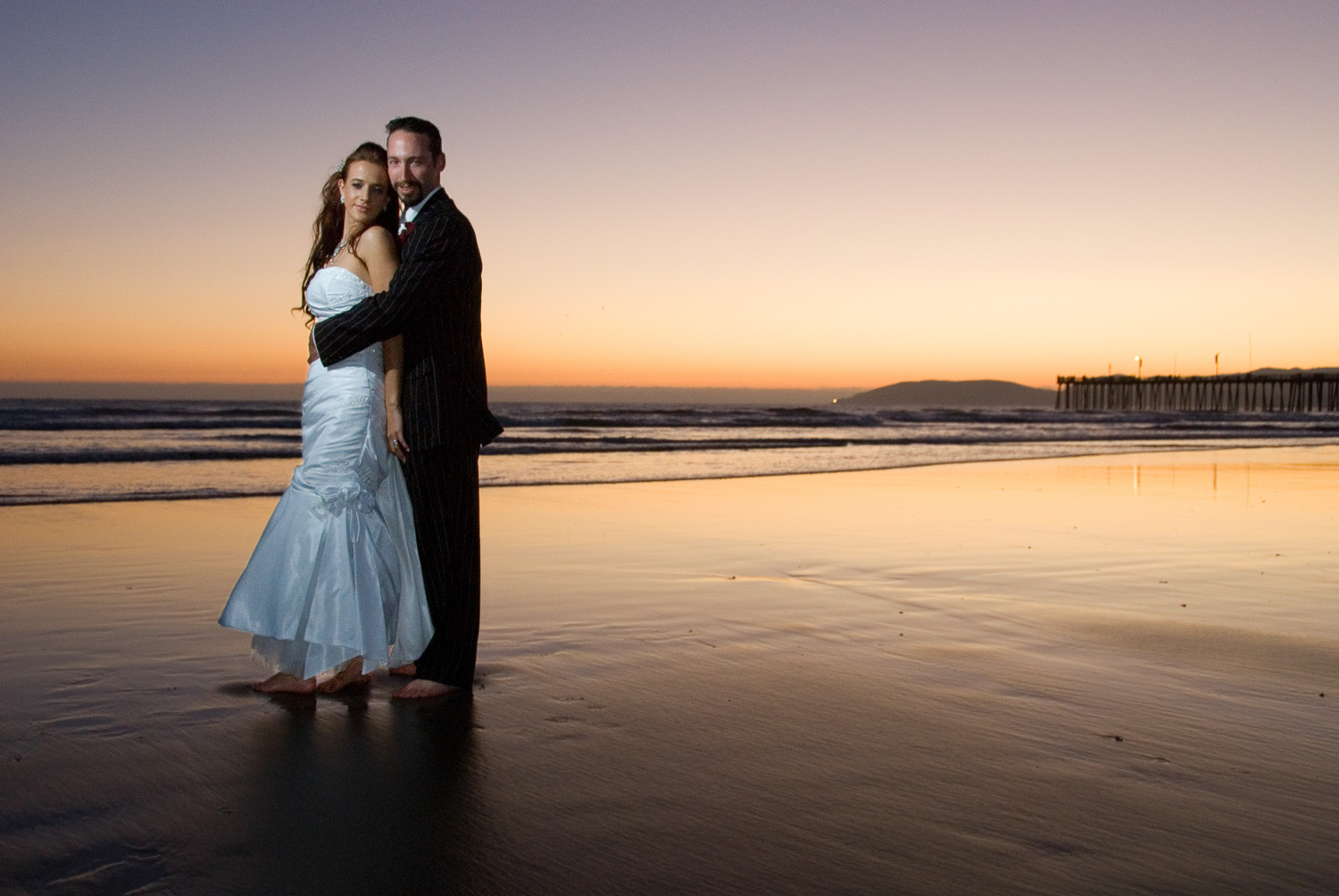 Avila Beach Wedding Photographers