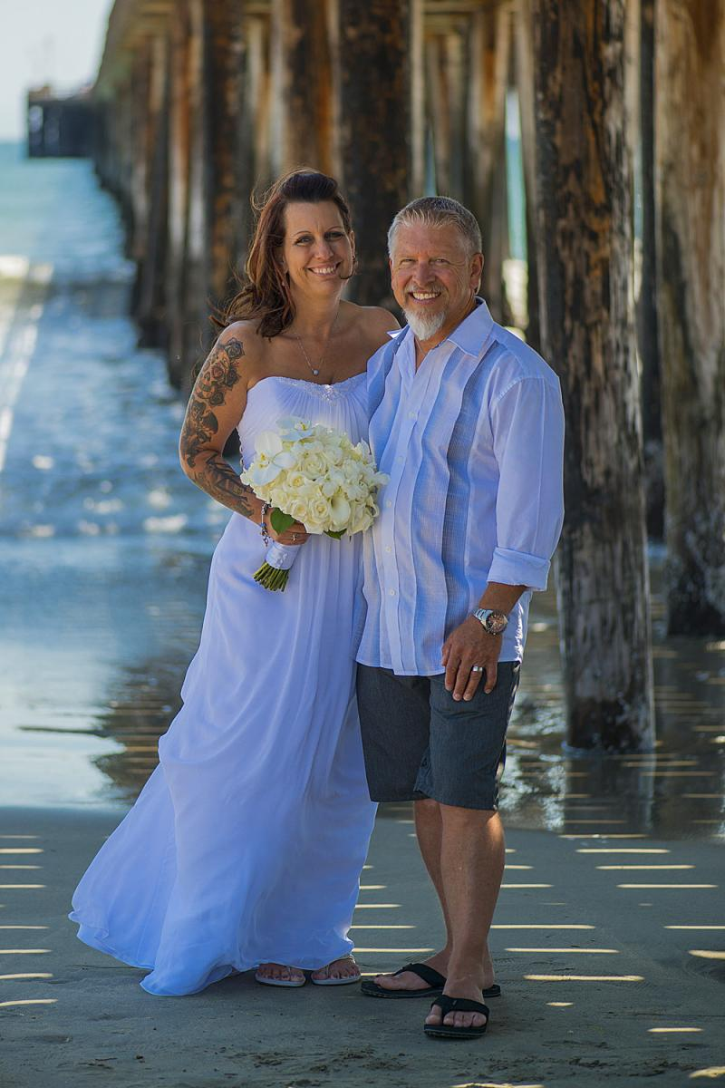 Avila Beach Wedding Photographer
