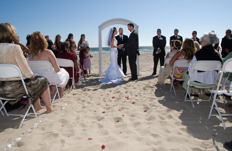 Pismo Beach Wedding Photography